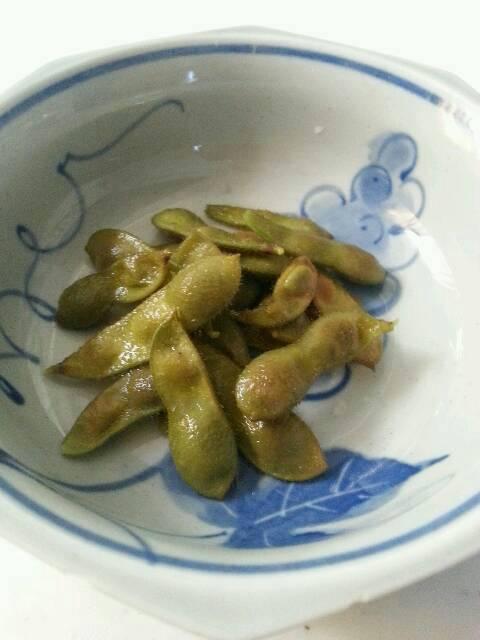茶豆 Brown beans