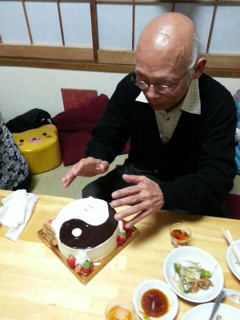 陰陽ケーキ